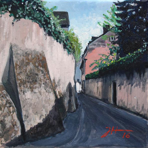 Zwischen den Mauern