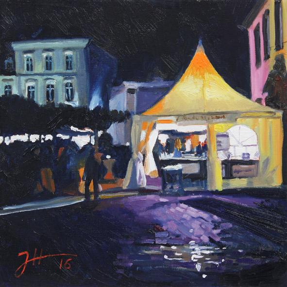 Altstadtfest – Abend am Domfreihof