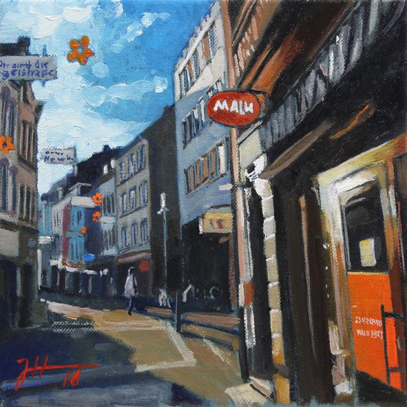 Malu – Nagelstraße