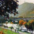 Herbstlicht – Kaiser-Wilhelm-Brücke