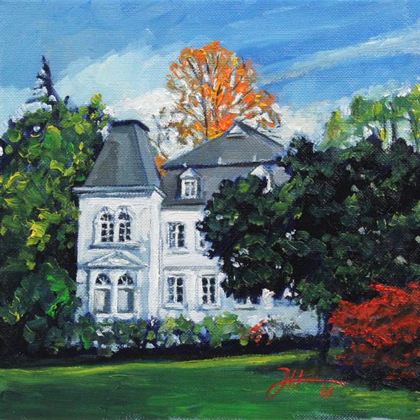 Schlosspark Kürenz