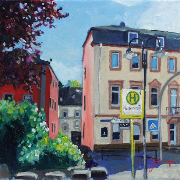 Roter Schein – Rheinstraße