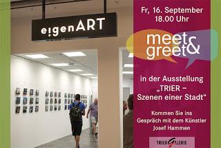 TRIER – Szenen einer Stadt in der Trier Galerie