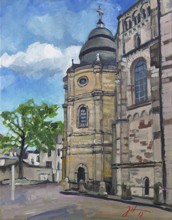 Dom, Bischof-Stein-Platz