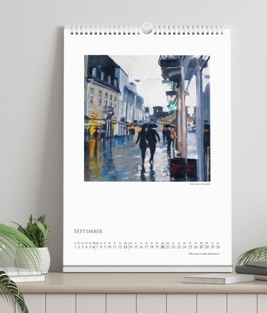 """Der 2020 """"Trier – Szenen einer Stadt"""" Kalender ist da!"""
